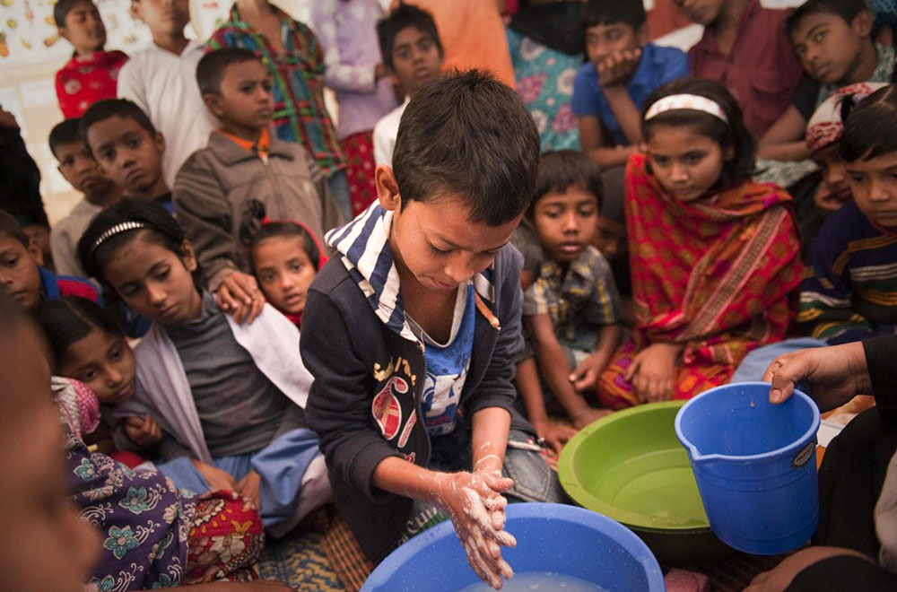 Study on WASH (Water, Sanitation and Hygiene) Challenges in Slum areas of Dhaka City