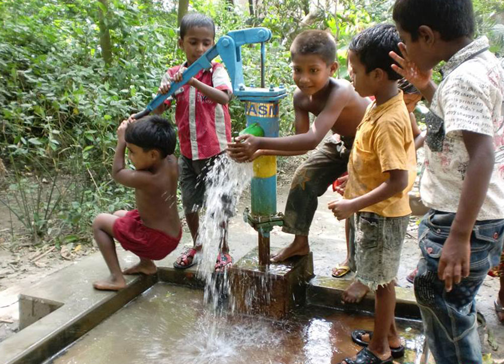 Technical Assistance Project (TAP) for Knowledge Development & Training Networking (KDTN), Water Supply and Sanitation Sector Program Support-II (WSSPS-II)