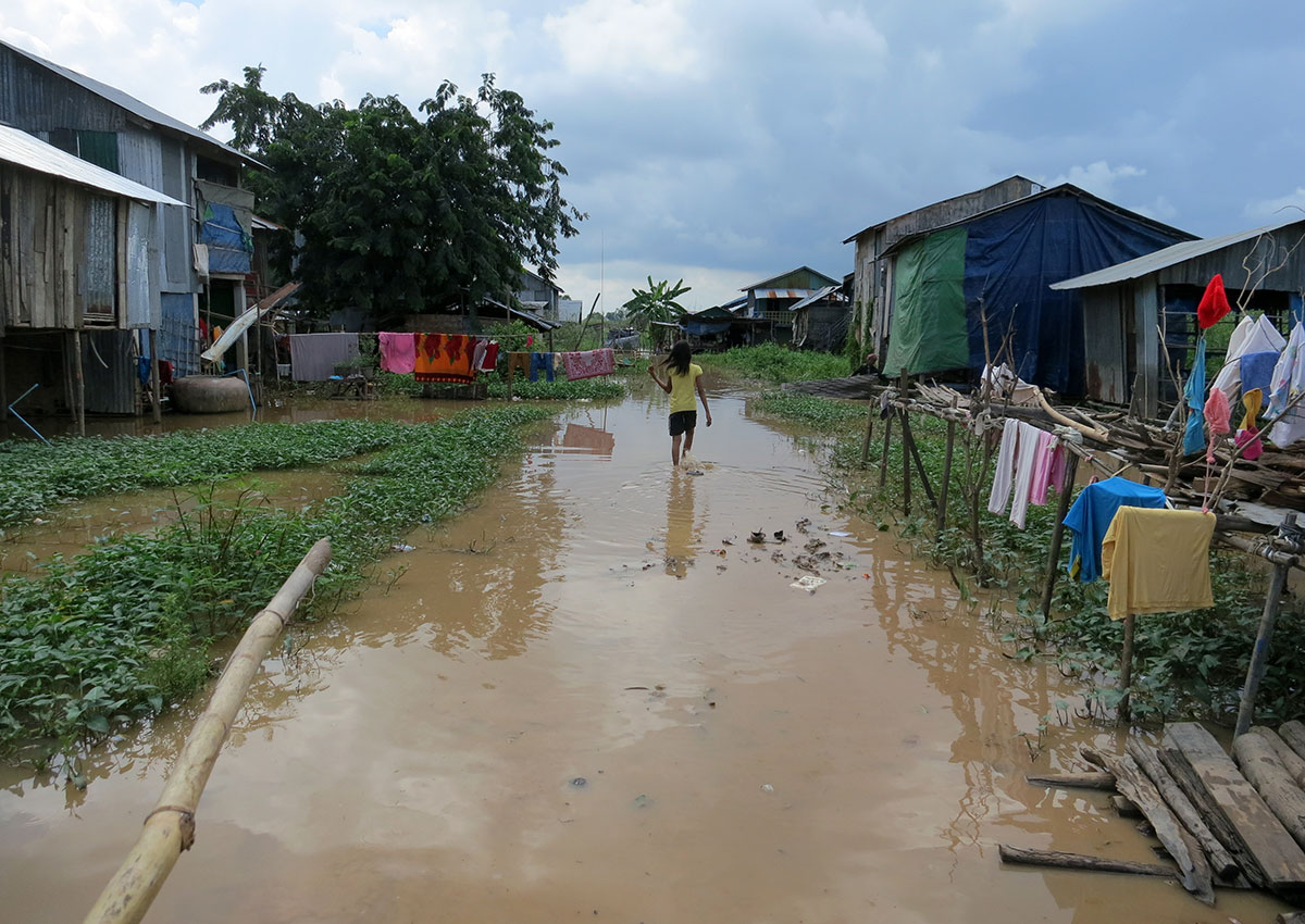 """""""Sanitation Strategies and Technologies"""" flood-prone and high-water table areas of Bangladesh"""